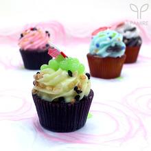 이미테이션 컵케이크 향초 ITARY HANDMADE